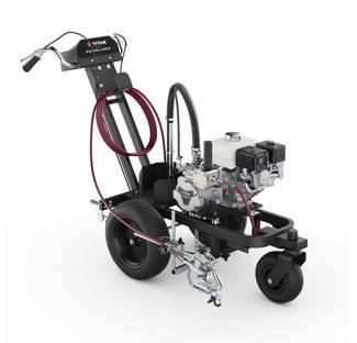 Titan Powrliner 3500 Parking Lot Striper Pl3500 0537015