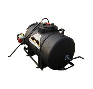 Big A Polyskid Pro 525 Gallon Asphalt Seal Coat Sprayer