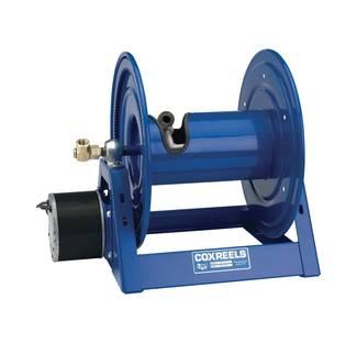 Cox sealcoating hose reel 100 39 12 volt electric for sale for 12 volt hose reel motor