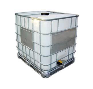 image: 275 Gallon Asphalt Emulsion Bulk Tote