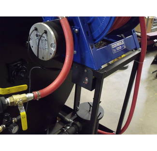 Image: Image: Sealcoat Machine With Optional Electric Reel