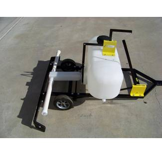 Driveway Pull-Behind Sealing Machine For Sale | Asphalt ...