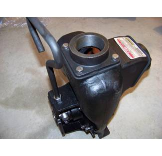 Image 2 inch Hypro / Banjo Cast Iron Pump