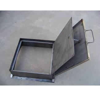 Image: Steel Manway