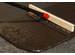 Image: Asphalt Pavement Sealer Being Broomed