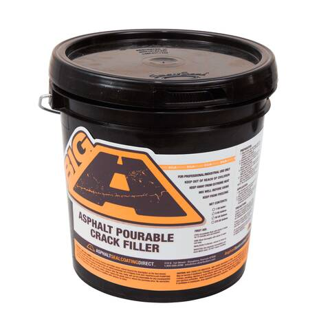image: Big A 1 Gallon Pourable Crack Filler