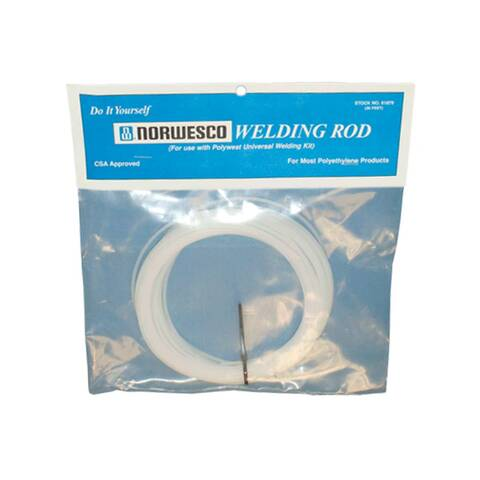 Image: Polyethylene Welding Rod Replacement