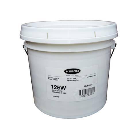 image: 25 pound pail of Marking Chalk Powder