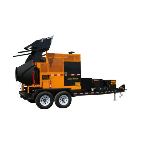 image: BIG A T2 Asphalt Recycler overview
