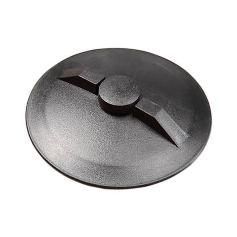 image: Norwesco 8 Inch Poly Lid 60002