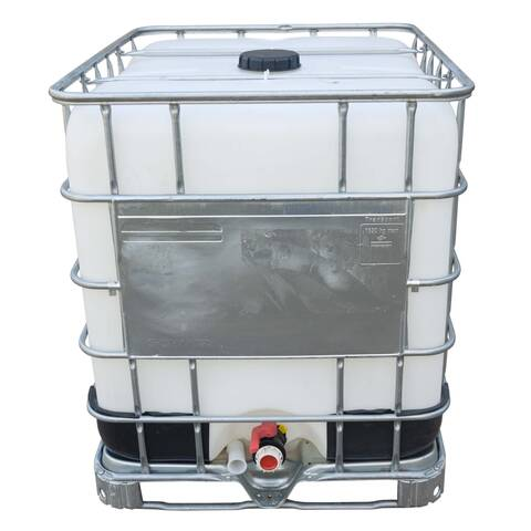 image of a 275 gallon tote