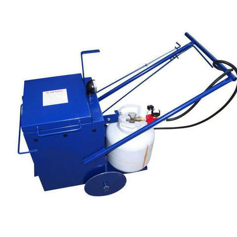image: 13 Gallon Asphalt Crack Melter ASD13