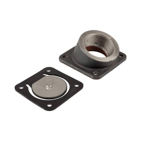 "Overview image of the 2"" Banjo inlet flange and valve gasket"