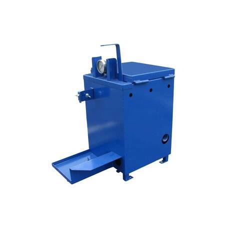 image: 10 gallon stationary mini melter kettle