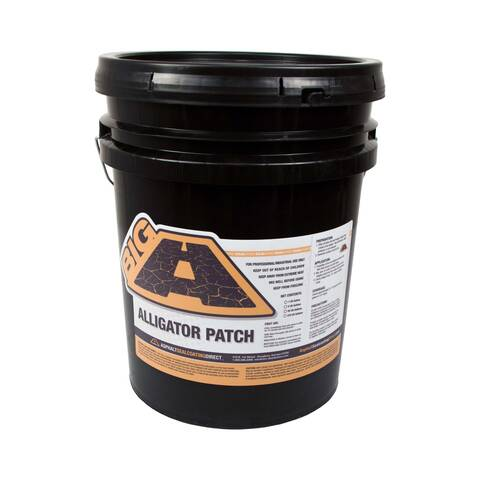 image: 5 Gallon Bucket of Big A Alligator Patch