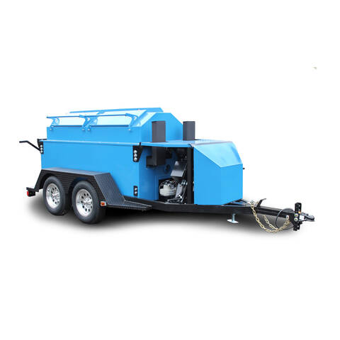 Overview of the A-240MPT Mastic Melter