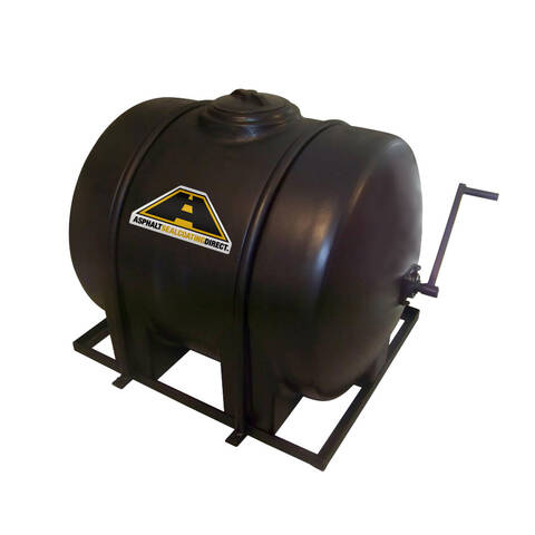 Image: 125 Gallon Sealcoating Tank