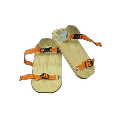 Image: Wood Asphalt Shoes