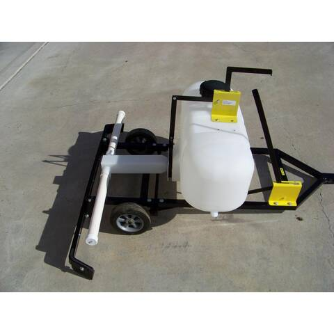 Image: Driveway Sealing Machine Side