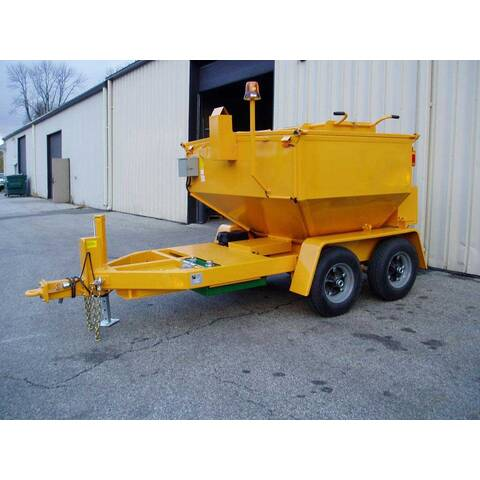 image: Asphalt Hot Box Trailer (4 Ton)