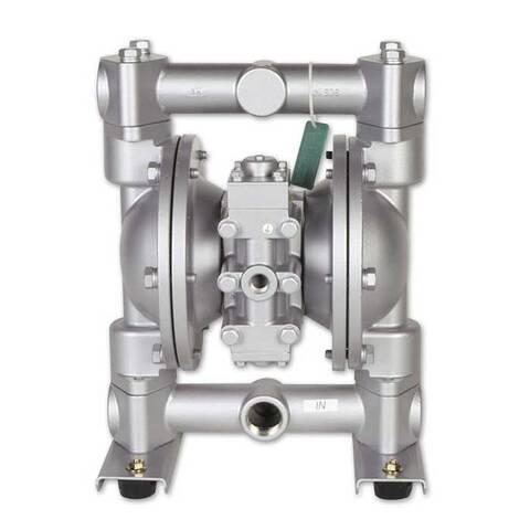 "image: 1"" Duel Diaphragm Pneumatic Pump"