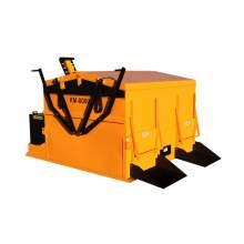 image: BIG A KM-8000 Asphalt Hot Box