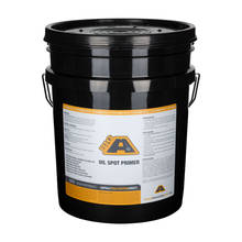 Overview of the BIGA 5 gallon bucket of Oil Spot Primer