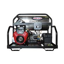 Overview image of the Simpson SB3555 Hot Water Pressure Washer