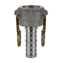 Overview image of the C75 aluminum camlock fitting
