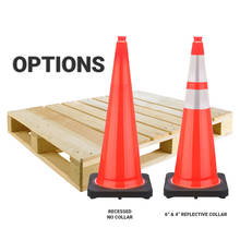 """Pallet view showing the JBC 36"""" 10lb style options available for purchase"""