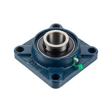 Overview of the F207 1-1/4 inch flange bearing