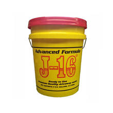 5 Gallon bucket image of the J16 asphalt driveway sealer
