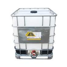image: 210 Gallon Asphalt Emulsion Bulk Tote