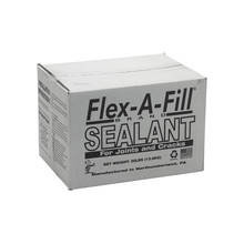 Overview image of a packaged box of Flex-A-Fill hot crack filler