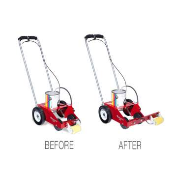 image: Rollmaster Econo 1000 Before and After