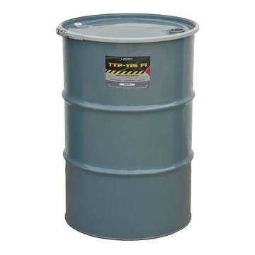 image representation of a 55 gallon barrel of 115F Type I paint