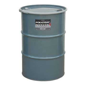 image representation of a 55 gallon barrel of PolyCoat solvent based clearcoat