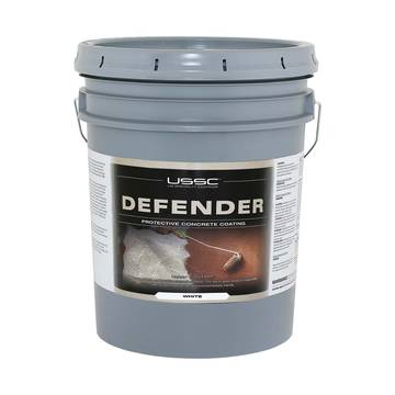image representation of a 5 gallon bucket of DeFENDER Concrete Overlay Paint