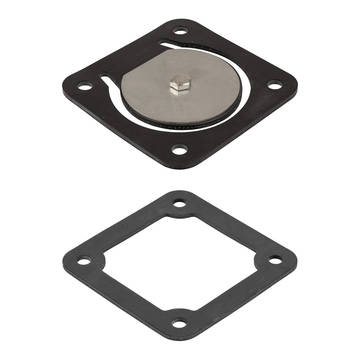 Banjo 2 inch pump inlet and outlet flange gasket kit overview image