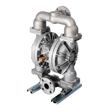 "Overview of the Iwaki Air Pro 2"" Aluminum Pump"