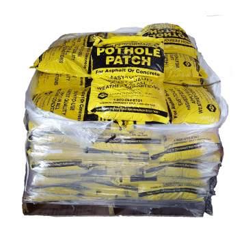 image: Pallet of pothole patch