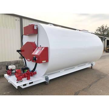 image: 6000 gallon storage tank