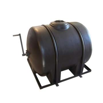 image: 225 Gallon Seal Coat Tank