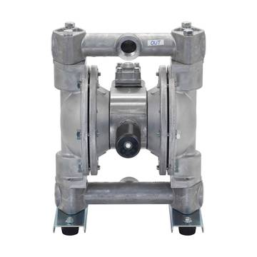 "image of the Yamada 1"" Dual Diaphragm Pneumatic Pump"