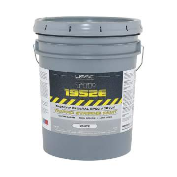 image of a 5 gallon bucket of TTP-1952E water based paint