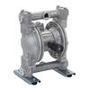 """Front right of the Yamada 1"""" dual diaphragm pneumatic pump"""
