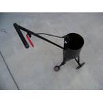 image: Asphalt Crack Filling Wheeled Pour Pot