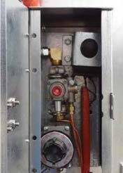 Titan Fastmelt 650 Thermoplastic Melter For Sale Asphalt