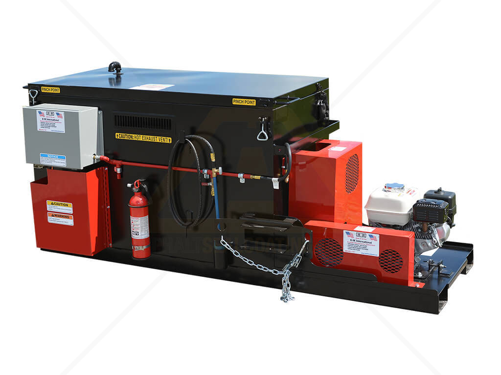 55 Gallon Mastic Joint Melter