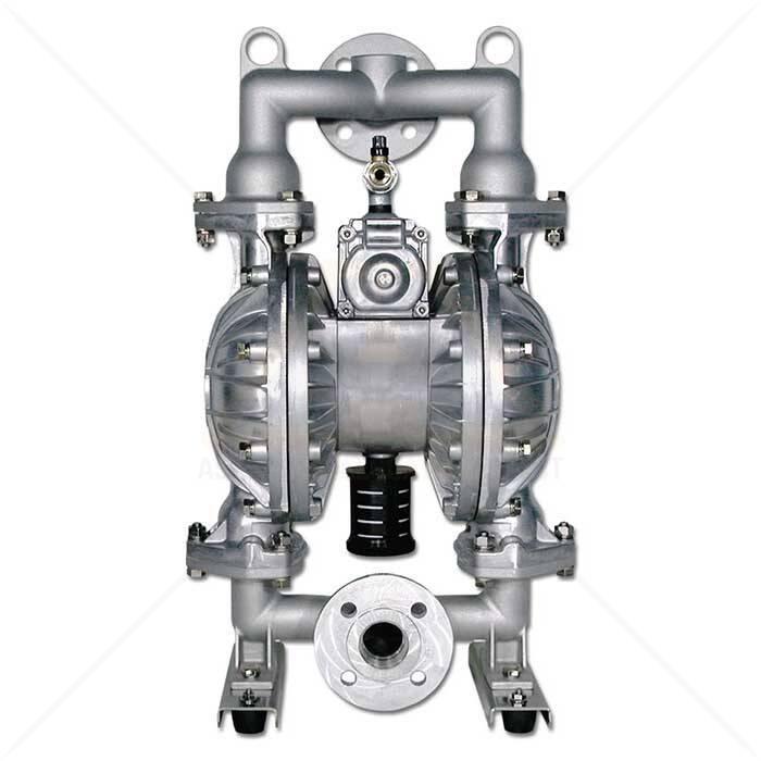 15 aluminum yamada dual diaphragm pneumatic pump for sale image 15 inch duel diaphram penumatic pump ccuart Gallery